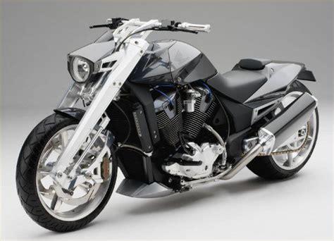 Honda Vtx Performance Cruiser Concept From 2004