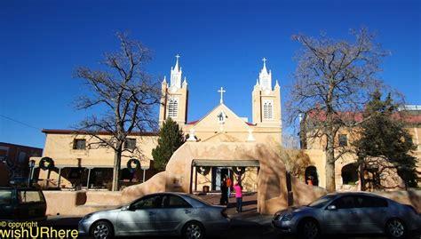 Old Town Albuquerque New Mexico USA