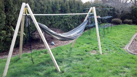 turtledog hammock stand made a turtledog stand