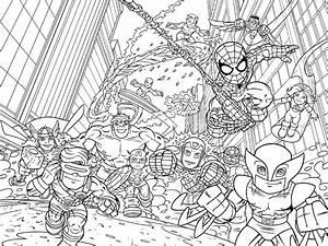 Super Héros Marvel (Super