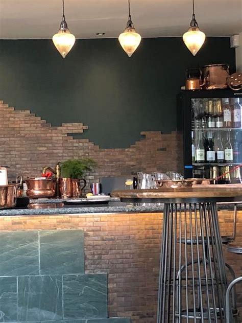 preston garden centre restaurant kitchen installation