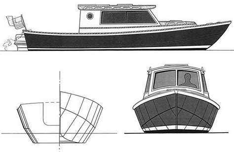 Boat Front View Drawing by Wooden Fiberglass Boat Repair Building Marine Epoxy Links
