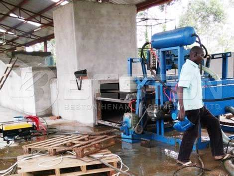 Spaces can also help in use of machines like the harvester to pass between the crops. BTF-1-4 Egg Tray Making Machine Installed In Uganda - Beston Company