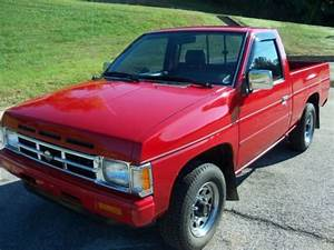 Buy Used 1990 Nissan D21  Pick Up  Truck  4 Cylinder