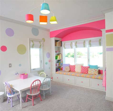 Educative Kids Playroom Wall Decor In The House  42 Room