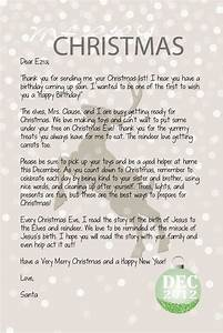 171 best letters from santa images on pinterest With the best santa letters