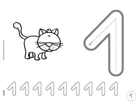 gato 1 | Fichas de matematicas, Educacion infantil, Fichas