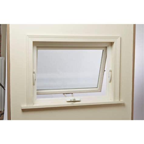 top hinge awning vinyl window heavy duty