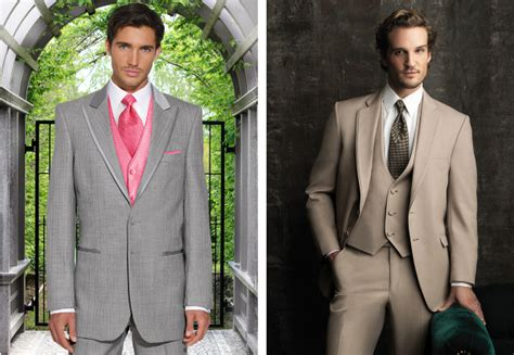 Men's Formalwear Styles For Summer Weddings
