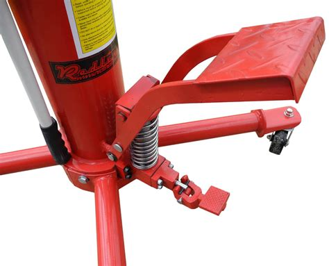 New Redline 1,100 Lb Tj500 Double Stage Under Hoist