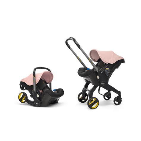 doona car seat stroller group  blush pink