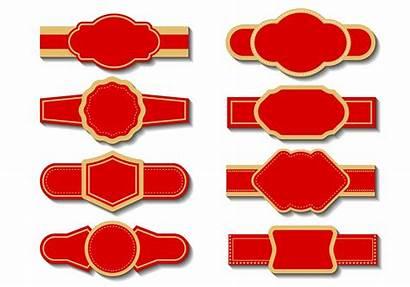 Cigar Label Template Labels Vector Vectors Band