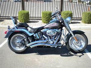 Harley Fat Boy : buy 2007 harley davidson flstf softail fat boy cruiser on 2040 motos ~ Medecine-chirurgie-esthetiques.com Avis de Voitures