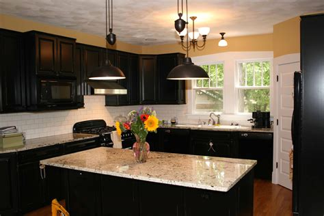 kitchen fabulous black paint colors for cabinets cherry