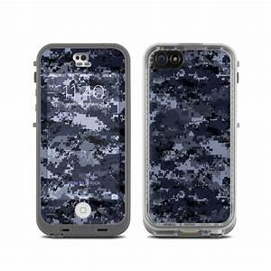 Lifeproof iPhone 5C Fre Case Skin - Digital Navy Camo by ...