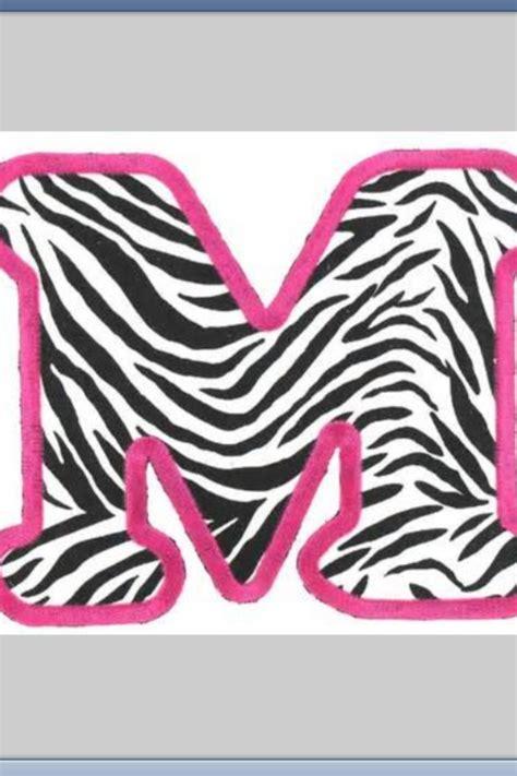 Animal Print Wallpaper B Q - zebra print block letters images
