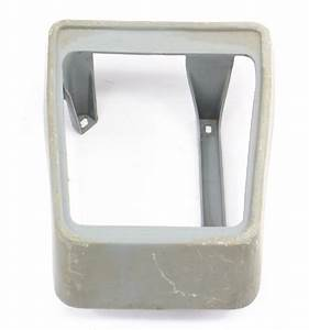 Gray Shift Shifter Console Surround Trim 75