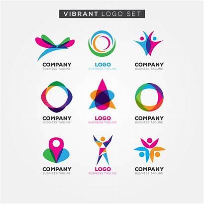 Vibrant Icon Symbol Vector Colorful Sign