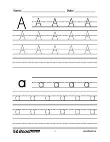 common sight words for kindergarten letters print practice pre school edboost