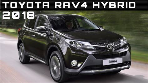 Rav4 Hybrid 2018 by 2018 Toyota Rav4 Hybrid Review Rendered Price Specs
