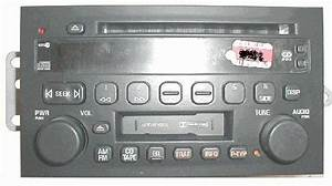 Buick Cd Cassette Radio  Oem Factory Delco Stereo  New