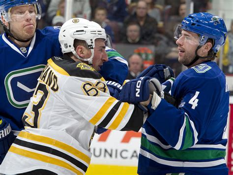 Stanley Cup Finals Vancouver Is The Best Team Bruins Have