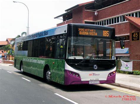 Sbs Transit's Sunlong Slk6121