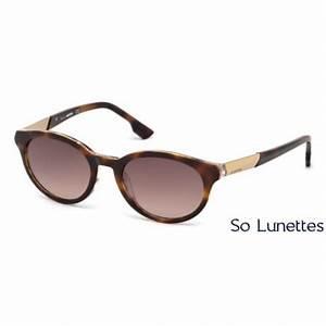 Lunette De Soleil Diesel : diesel dl0186 56f tortoise marron fum so lunettes ~ Maxctalentgroup.com Avis de Voitures