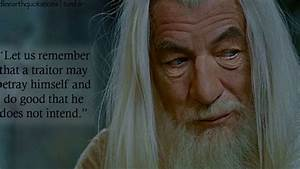 A tribute to to... Gandalf Wizard Quotes