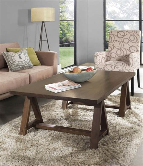 But if you only need a table, just put them together to form a single round table. 25 Unique DIY Coffee Table Ideas To Try at Home