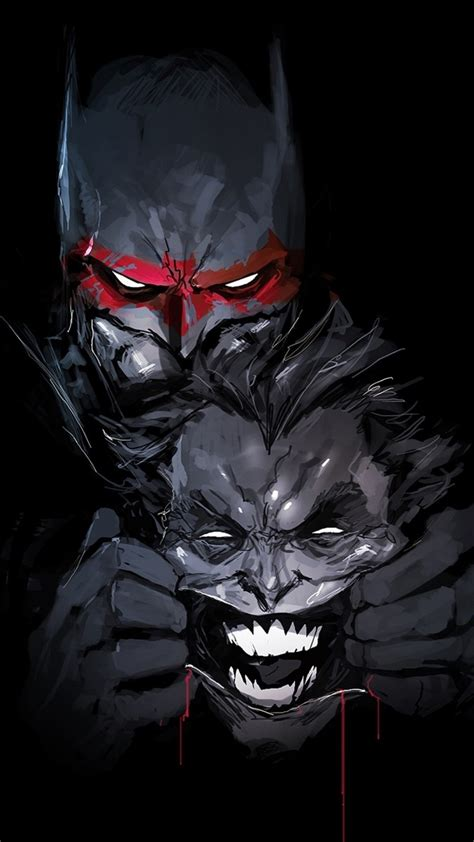 batman joker dc universe comics