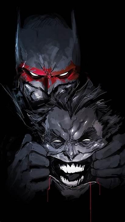 Joker Batman Dc Comics Universe Artwork Wallpapers