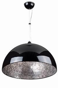 Pendelleuchte Schwarz Silber : h ngeleuchte schwarz silber spiegel pendelleuchte ~ Lateststills.com Haus und Dekorationen