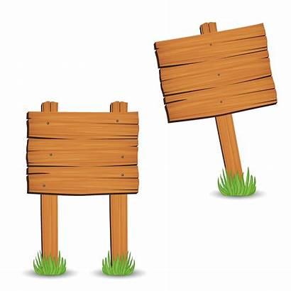 Transparent Wooden Wood Signpost Clipart Clip Drawing
