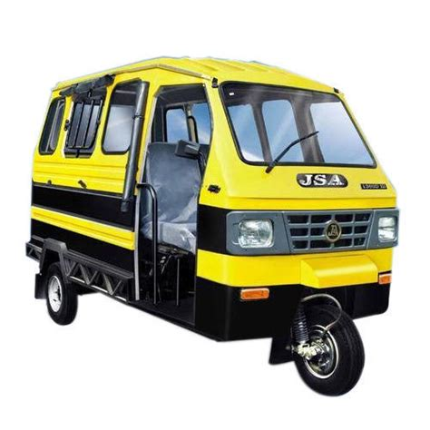 Jsa Passenger Auto Rickshaw At Rs 150000 /piece