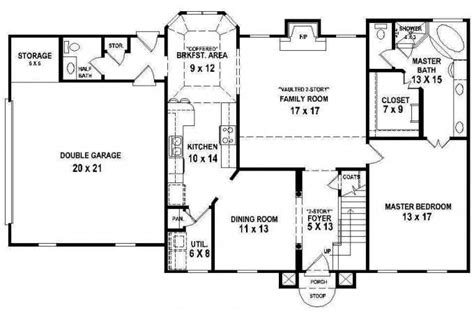 awesome floor plans    bedroom  bath house