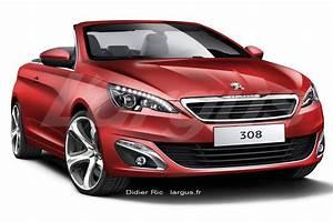 Peugeot Cabriolet 2018 : actualit nouveaut peugeot 308 cabriolet 2015 ~ Melissatoandfro.com Idées de Décoration