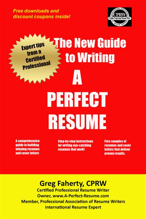 Guide To Writing Resume by A Resume Professional Resume Writing Service