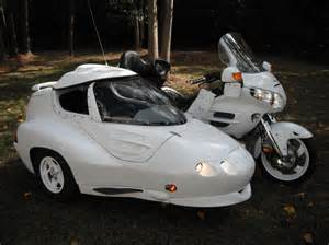 Honda Motorcycle with Sidecar for Sale