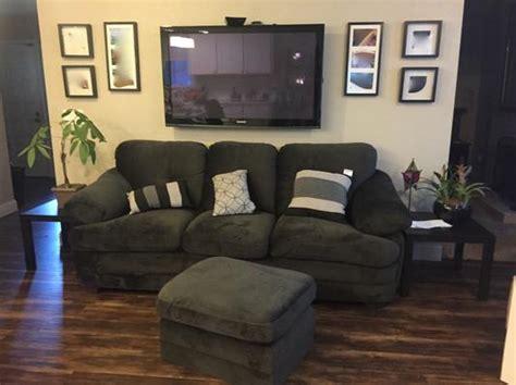 charcoal grey casual contemporary sofa boston rc