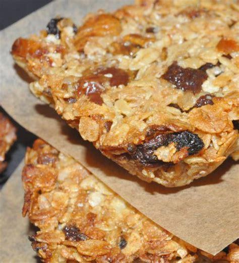 les recettes de la cuisine de asmaa barres de céréales aux fruits secs les recettes de la