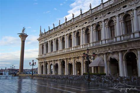Libreria Marciana by Biblioteca Marciana Jacopo Sansovino Palace Louvre