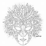 Coloring Mandala Mask Colorir Sandbox Zum Desenhos Adult Primitive Fasching Criancas Paginas Desenho Maske Carnival Mascara Backyardfunandgames Mascaras Impressao Coroa sketch template