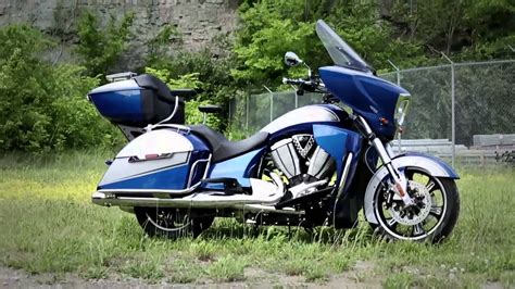 2014 Victory Touring Bikes