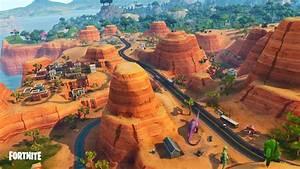 Fortnite Season 5 Week 1 Risky Reels Treasure Map TL