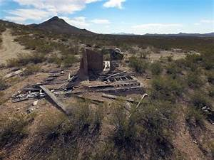 Historic Chapo Mine In The Apache No 2 Mining District Of