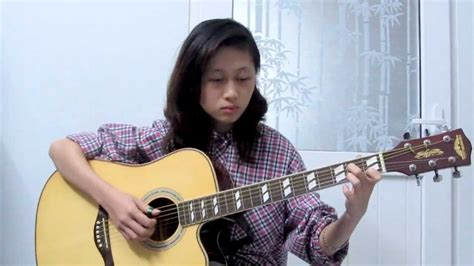 yuki  hana snow flower guitar fingerstyle hac