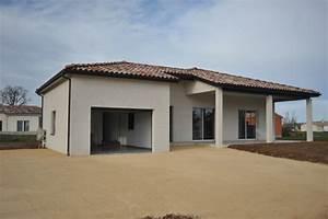 demeures du terroir constructeur de maisons individuelles With facade maison plain pied