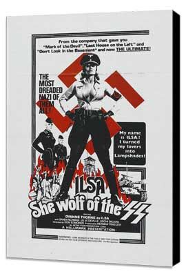 Ilsa, She Wolf Of The Ss Movie Posters From Movie Poster Shop