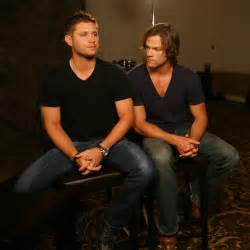 Jensen Ackles and Jared